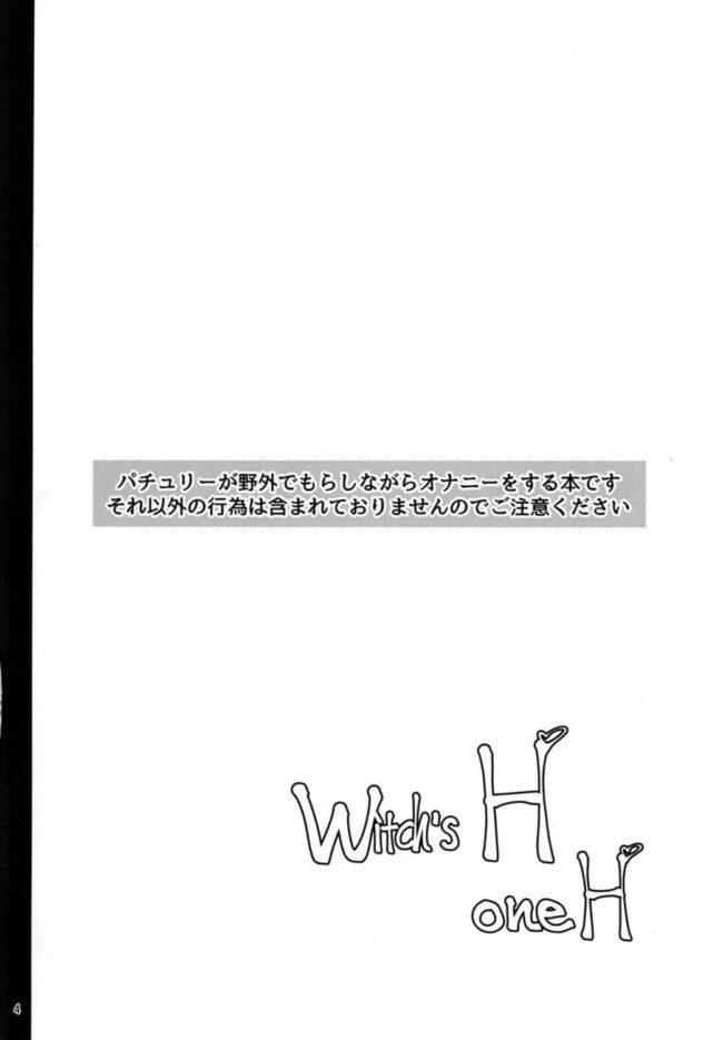 【東方 エロ漫画・エロ同人】ムッチムチで爆乳なパチュリーはかなり性癖が歪んでいて野外オナニーでイキまくる!!!!