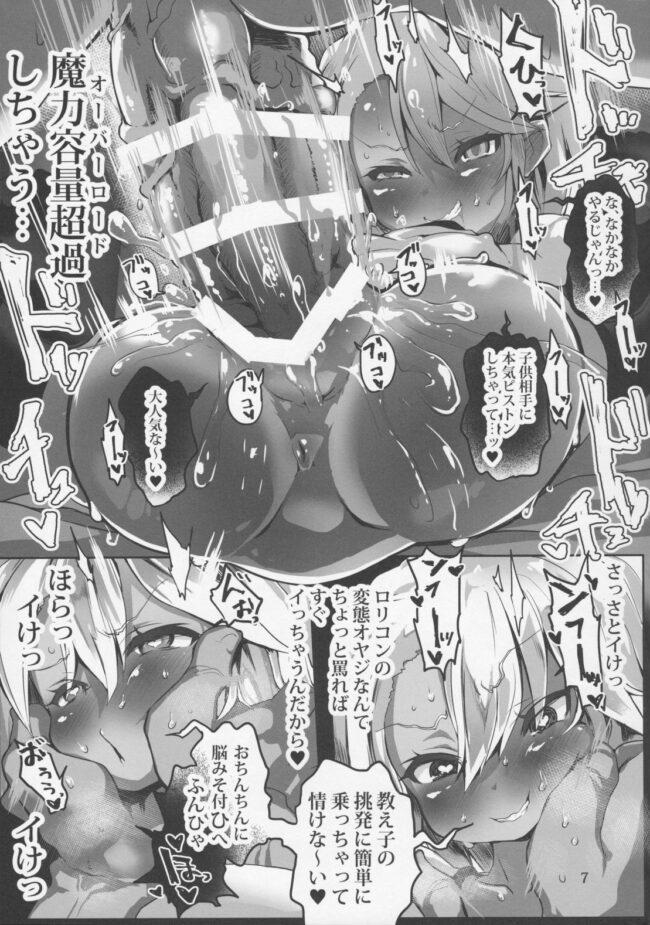【プリヤ エロ同人誌】HONEYPOT【狼狽亭】 (8)
