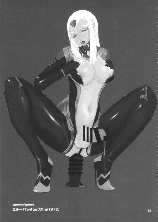 【エロ同人誌 宇宙戦艦ヤマト2202】ICE BOXXX 20 220X【SERIOUS GRAPHICS エロ漫画】 (20)